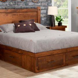 Rafters Condo Bed (Queen)