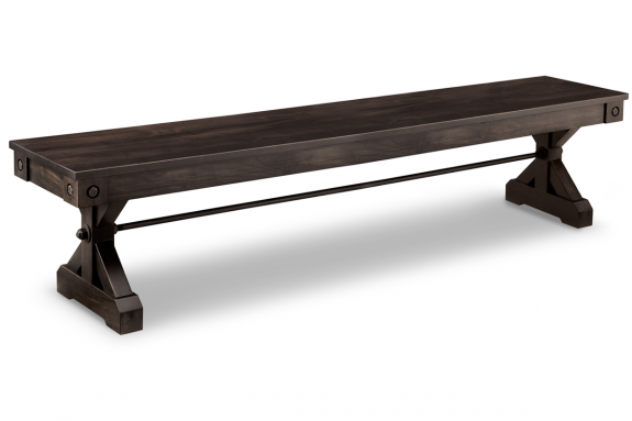 Rafters 72 Dining Bench Solid Wood Dining Benches