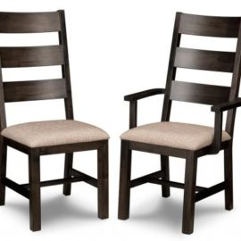 Rafters Dining Chair (Side & Arm)
