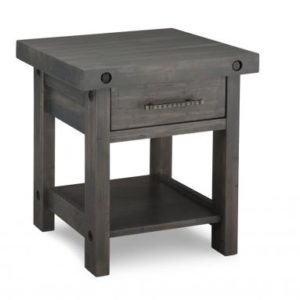 Rafters End Table