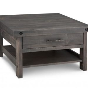Rafters Square Coffee Table