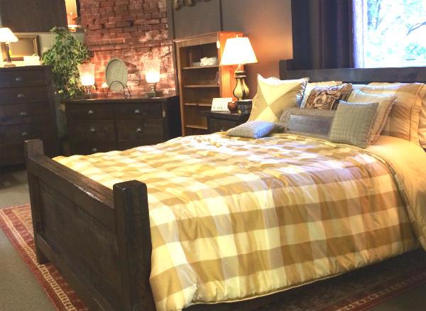 Reclaimed Bed (Queen)