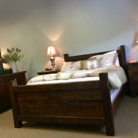 Reclaimed Bedroom Set