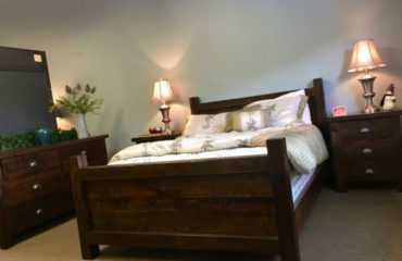 Reclaimed Bedroom Set