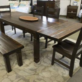 Reclaimed Harvest Table