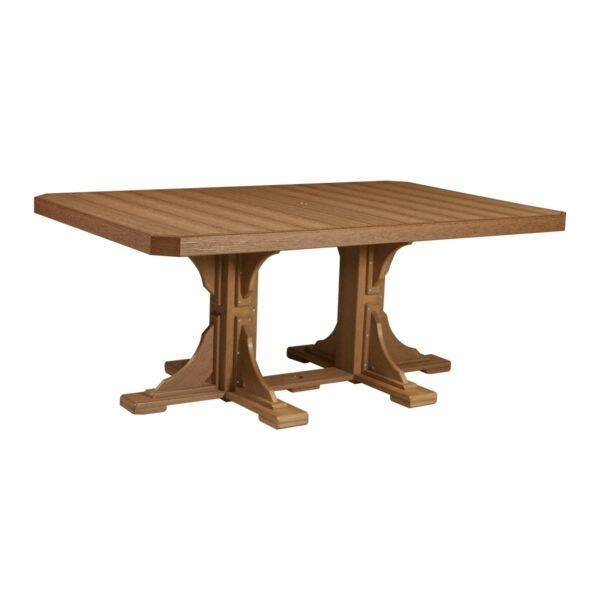 Rectangular Table - Antique Mahogany