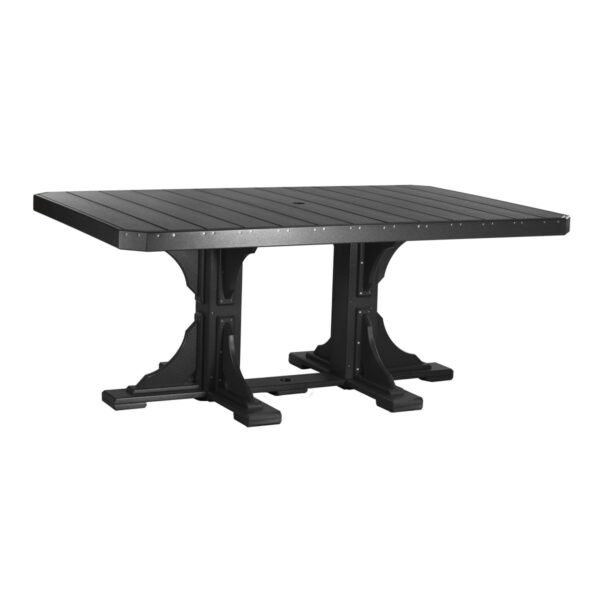 Rectangular Table - Black