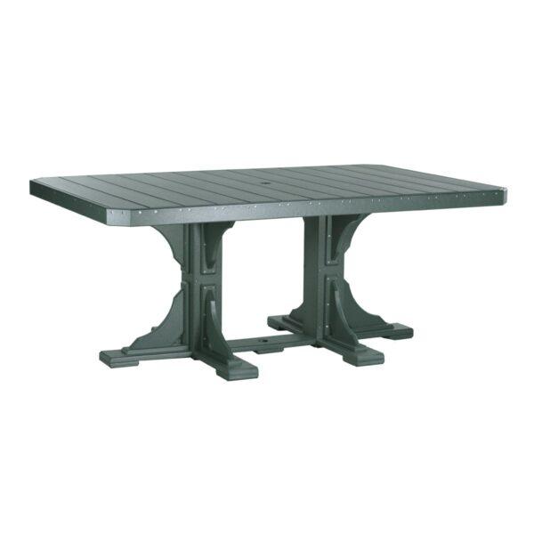 Rectangular Table - Green