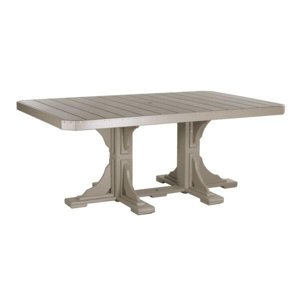 Rectangular Table - Weatherwood