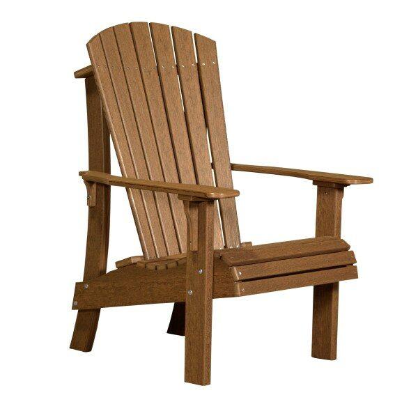 Royal Adirondack Chair - Antique Mahogany