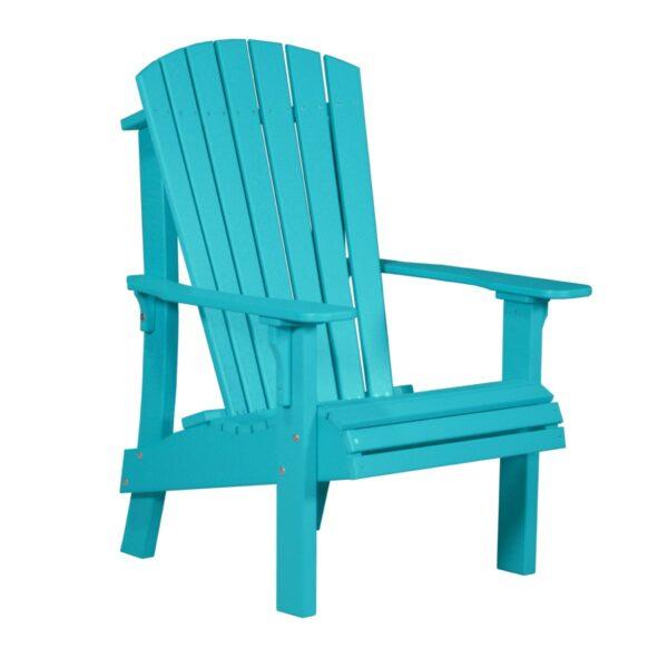 Royal Adirondack Chair - Aruba Blue