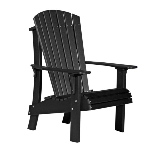 Royal Adirondack Chair - Black
