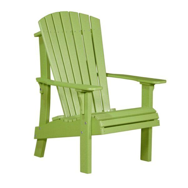 Royal Adirondack Chair - Lime Green