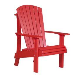 Royal Adirondack Chair - Red
