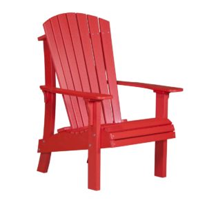 Royal Adirondack Chair - Red