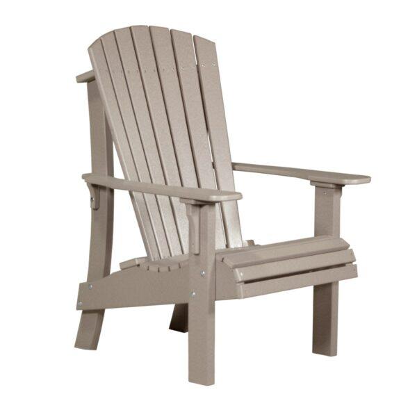 Royal Adirondack Chair - Weatherwood