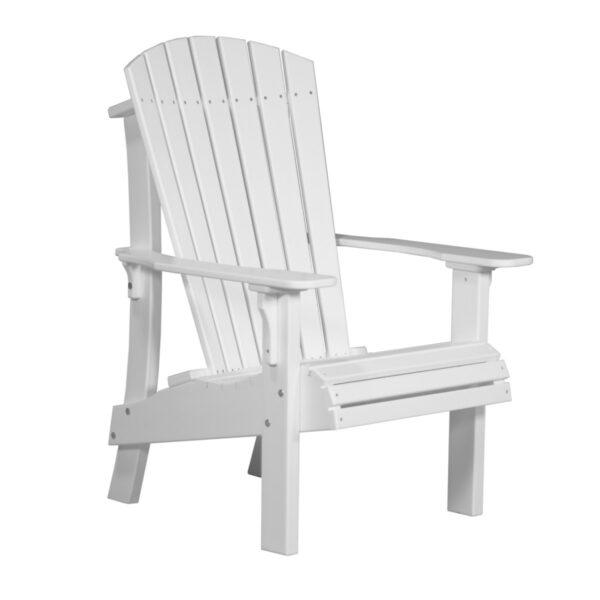 Royal Adirondack Chair - White