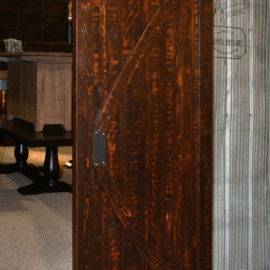 Rustic Carlisle Barn Door
