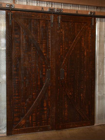 Rustic Carlisle Barn Door Fine Oak Things