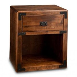 Saratoga 1-Drawer Nightstand