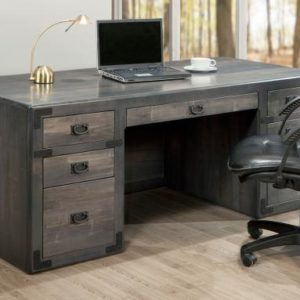 "Saratoga 32"" x 72"" Executive Desk"