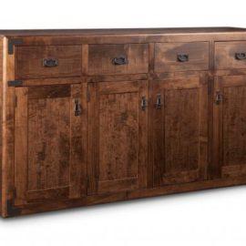 Saratoga 4-Drawer 4-Door Sideboard
