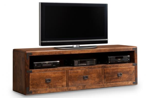 Saratoga 70 Quot Tv Stand Handcrafted Canadian Wood Furniture