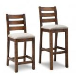 Saratoga Bar & Counter Stools