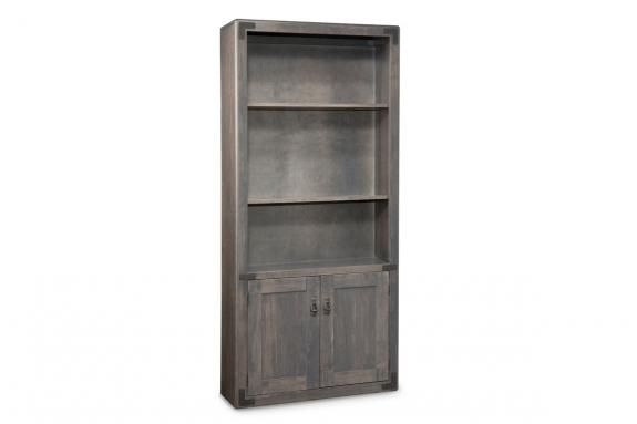 Saratoga 2-Door Bookcase