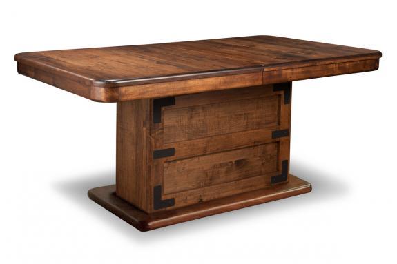Saratoga Dining Table (Pedestal)