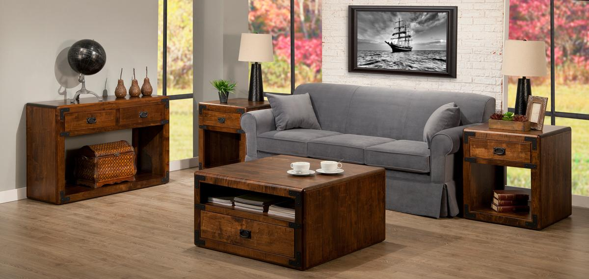 Saratoga Occasional Table Set : end tables and coffee tables sets - pezcame.com