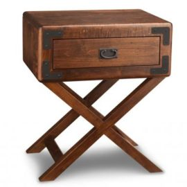 Saratoga X-Base Nightstand