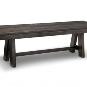 "Steel City 60"" Dining Bench"