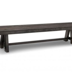 "Steel City 72"" Dining Bench"