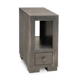 Steel City Chair Side Table