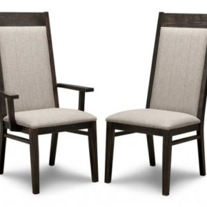 Steel City Dining Chair (Side & Arm)