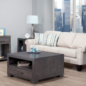 Steel City Occasional Table Set