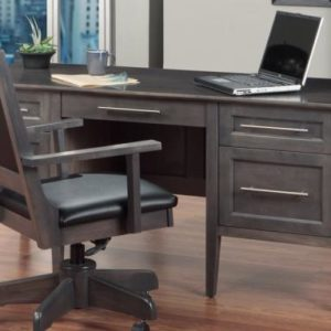 "Stockholm 28"" x 68"" Executive Desk"