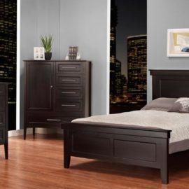 Stockholm Bedroom Set (Queen)