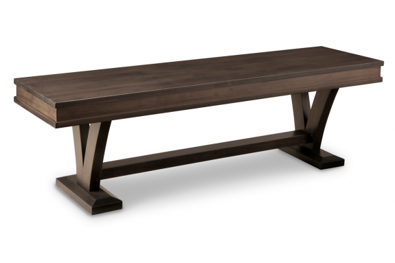 Verona 60 Dining Bench Handcrafted Dining Furniture