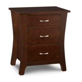Yorkshire 3-Drawer Nightstand