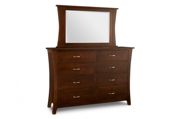 Yorkshire 8 Drawer High Dresser Solid Wood Dressers : Yorkshire 8 Drawer High Dresser Mirror from fineoakthings.com size 575 x 383 png 106kB