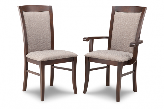 Yorkshire Dining Chair (Side & Arm)