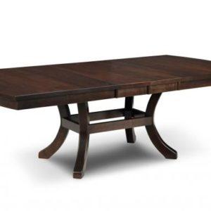 Yorkshire Dining Table (Pedestal)
