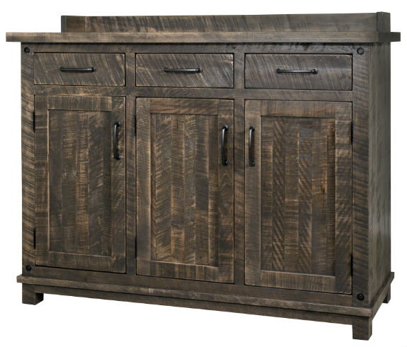 Adirondack 3-Drawer 3-Door Sideboard
