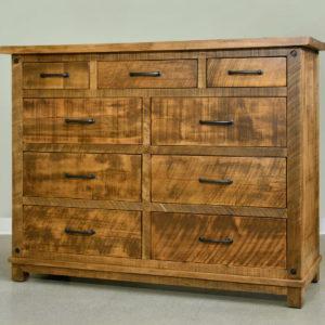 Adirondack 9-Drawer Dresser