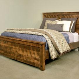 Adirondack Bed (Queen)