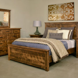 Adirondack Bedroom Set (Queen)