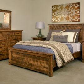 Adirondack Bedroom Set (Queen)
