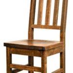 Adirondack Dining Chair (Side)